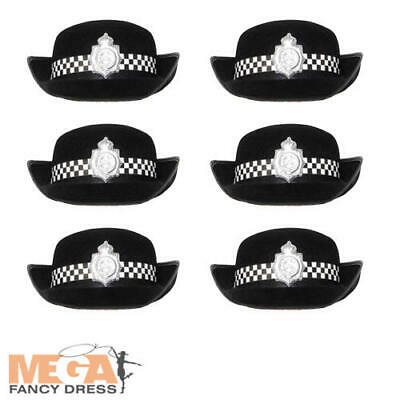 Metal Police Officer Badge Cop WPC Fancy Dress Accessory