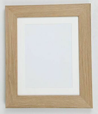 Real Solid Natural Oak Wood Photo/Poster Frame