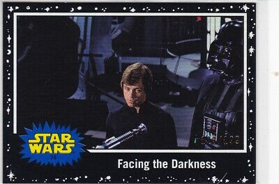 Topps Star Wars Journey To The Rise of Skywalker card #74 Black Parallel 123/199
