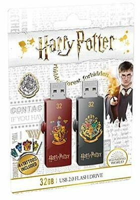 1916780-EMTEC - Chiavetta USB 2.0 da 32 GB M730 Harry Potter Gryf.&Hogw