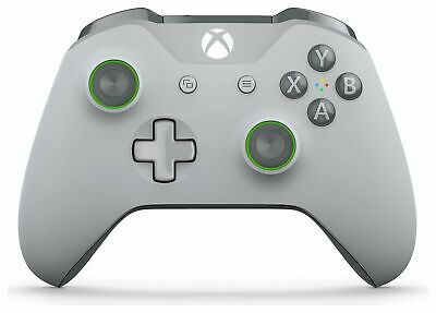 Microsoft Xbox One Special Edition Wireless Controller - Grey / Green