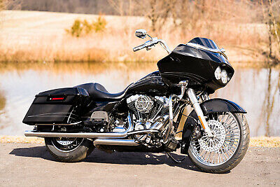 2012 Harley-Davidson Touring  2012 Harley-Davidson Road Glide Custom FLTRX Chromed-Out Thousands in Extras!