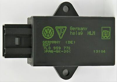 Porsche Cayenne Heated Front Seat Control Relay 7L0959772