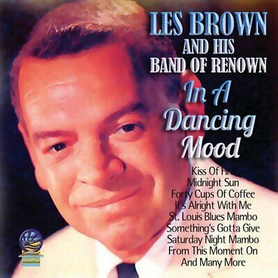 Les Brown and His Band of Renown - In A Dancing Mood - CD - New
