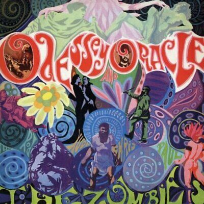 Zombies, - Odessey & Oracle - CD - New
