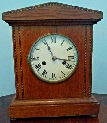 Stylish Chiming Bracket Clock. G.W.O.