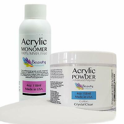 Professional Monomer liquid & Polymer Powder Acrylic Nail Kit for Doing Acrylic