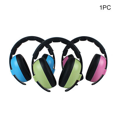 Baby Kids Headphone Padded Noise Canceling Ear Protection Adjustable Headband