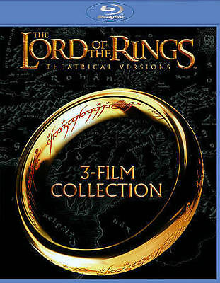 Lord of the Rings - Fellowship of the Ring / Two Towers / Return of the King