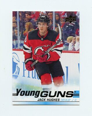 19/20 Upper Deck Series 1 Young Guns Rookie Rc #201-250