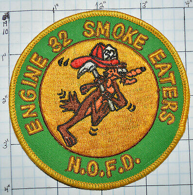 Louisiana, New Orleans Fire Dept Engine 32 Smoke Eaters Patch