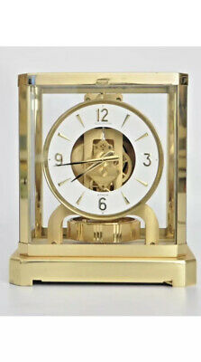 Jaeger-LeCoultre Atmos Clock **Low Auction Start Price - No Reserve** BARGAIN