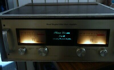 Direct Coupled Solid State Amplifier;Phase Linear 700B Mit Original Koffer,Usa