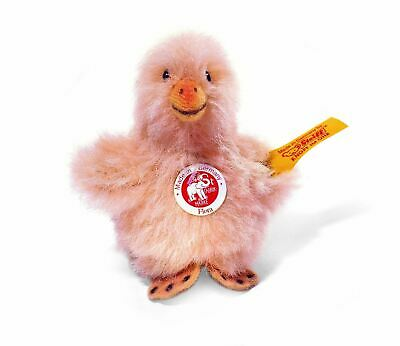 Steiff Retired Miniature 7cm Flora the Alpaca Chick Collectable Gift, 032875