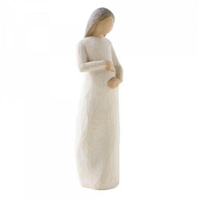 NEW Cherish Figurative Sculpture - Willow Tree Collection by Susan Lordi