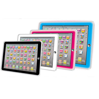 Toy For 1/2 Year Old Toddler Learning English Baby Tablet Educational Toys Girls