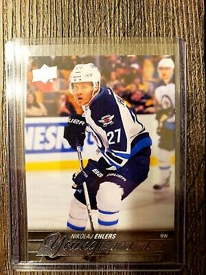 2015-16 Upper Deck Young Guns Nikolaj Ehlers