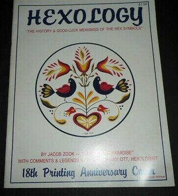 Hexology : The History & Good-Luck Meaning of the Hex Symbols -  Jacob Zook