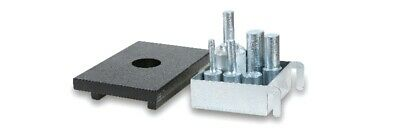 Beta Tools 3027/KP10 Set of Pin Punches & Plate for Hydraulic Press 3027 10T
