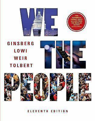 We the People [Essentials Eleventh Edition]