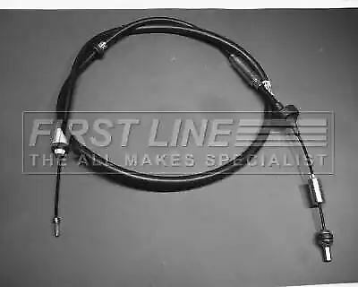 Clutch Cable FKC1047 by First Line Genuine OE - Single