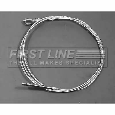 Clutch Cable FKC1270 by First Line Genuine OE - Single