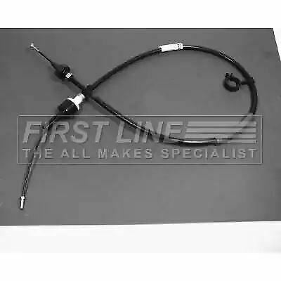Clutch Cable FKC1054 by First Line Genuine OE - Single