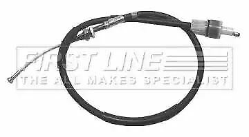 Clutch Cable FKC1097 by First Line Genuine OE - Single