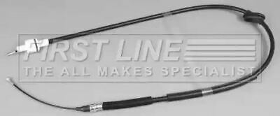 Clutch Cable FKC1159 by First Line Genuine OE - Single