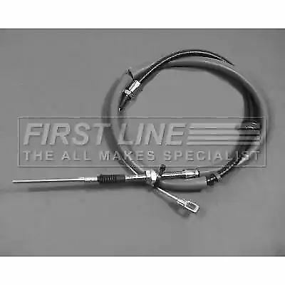 Clutch Cable FKC1084 by First Line Genuine OE - Single