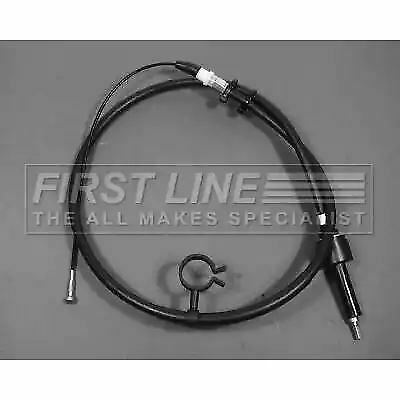 Clutch Cable FKC1031 by First Line Genuine OE - Single