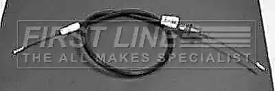 Clutch Cable FKC1162 by First Line Genuine OE - Single