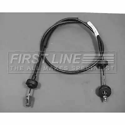 Clutch Cable FKC1037 by First Line Genuine OE - Single