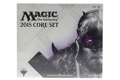 2015 Core Set Fat Pack Bundle English Sealed NIB Magic The Gathering MTG