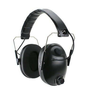 Titus Electronic Amped Noise Canceling Ear Muffs 85Db