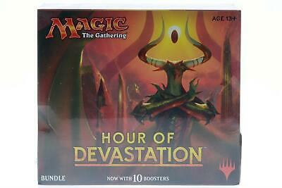 Magic the Gathering MTG - Hour of Devastation Factory Sealed Fat Pack Bundle Box