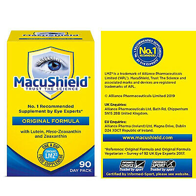 Macushield Capsules(Pack of 90)