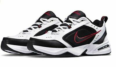 NIKE AIR MONARCH IV - Art. 415445 101 - Colore white/black