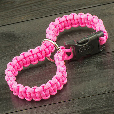 Figure-8 Handcuffs Pink By Kink Craft New In Gift Box