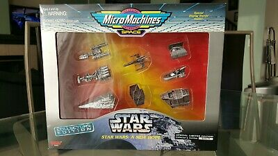 Galoob Star Wars Micro Machines Collectors Edition A New Hope