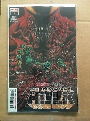Absolute Carnage:  The Immortal Hulk  # 1; one-shot special, NM   2019