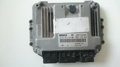 Calculateur Bosch  Renault Scenic 1.9 Dci -Vierge- 0281013366 / 8200601334