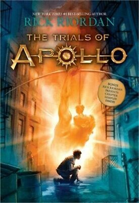 The Trials of Apollo 3-Book Paperback Boxed Set (Paperback or Softback)