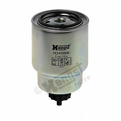 Spin-On Fuel Filter H240WK by Hella Hengst - Single