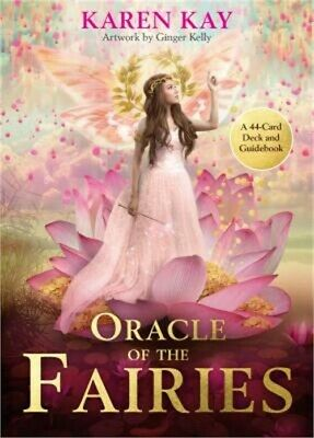 The Oracle of the Fairies: A 44-Card Deck and Guidebook (Cards)