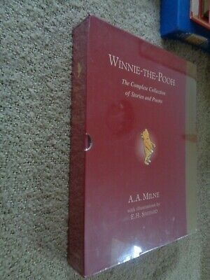 Brand New & Sealed - Winnie The Pooh, the complete collection - A A Milne