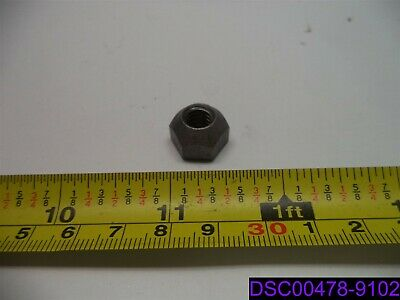 "Qty = 750: 5/16""-18 Open Cap Acorn Nut"