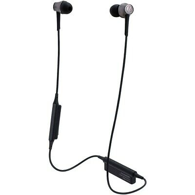 Audio-Technica ATH-CKR55BT Sound Reality Wireless In-Ear Headphones Black