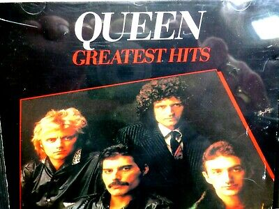 Queen : Greatest Hits CD has 17 TRACKS  PUB 1981