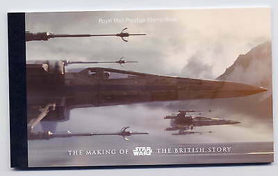 Gb 2015 Star Wars Prestige Booklet Dy15